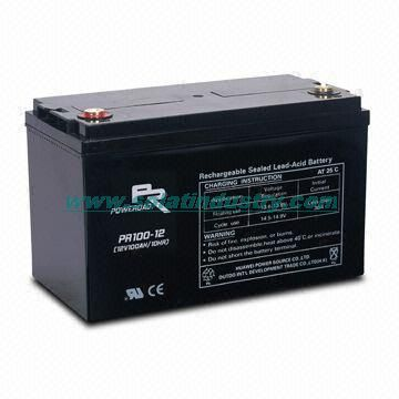 Sealed Lead-acid Rechargeable Battery