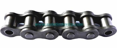 Motorcycle roller chains Model B series
