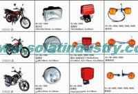 Motorcycle Head lamps,tail lamps,turning lamps